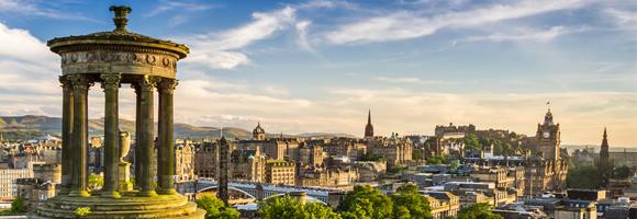 Edinburgh Destination Guide slideshow 1 MICEUK