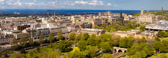 Edinburgh Destination Guide slideshow 3 MICEUK