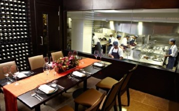 Benares Restaurant - Chefs Table