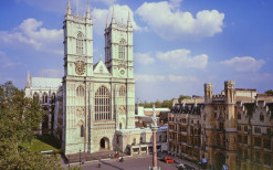 Westminster Abbey West Towers