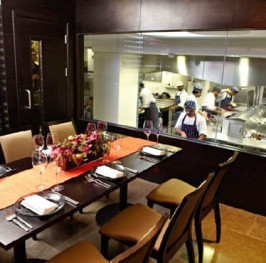 Chefs Table - Benares Restaurant and Bar - MICE UK