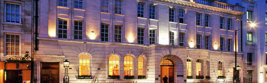 Courthouse hotel soho central london meeting private for Best private dining rooms central london