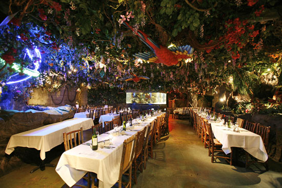 Rainforest Cafe Private Party
