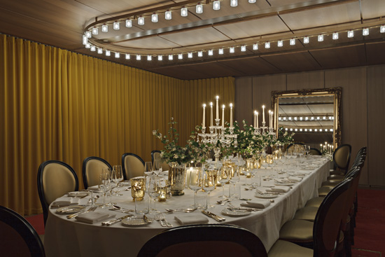 Caf royal hotel central london meeting conference for Best private dining rooms central london