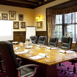 Dunchurch Park Hotel Boardroom (3) - MICE UK