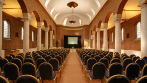 Emmanuel Centre Upper Hall - MICE UK
