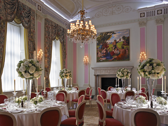 The ritz london central london meeting private dining for Best private dining rooms central london