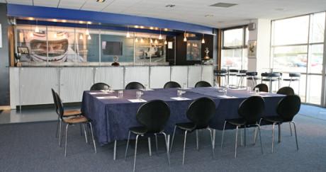 Williams Conference Centre Alan Jones Boardroom - MICE UK