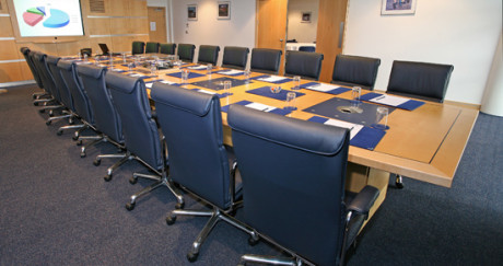 Williams Conference Centre Silverstone Boardroom - MICE UK