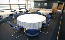 Williams Conference Centre Williams F1 Estoril Seated Buffet - MICE UK