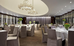 Bulgari Hotel London Ballroom Dining Set Up-MICE UK